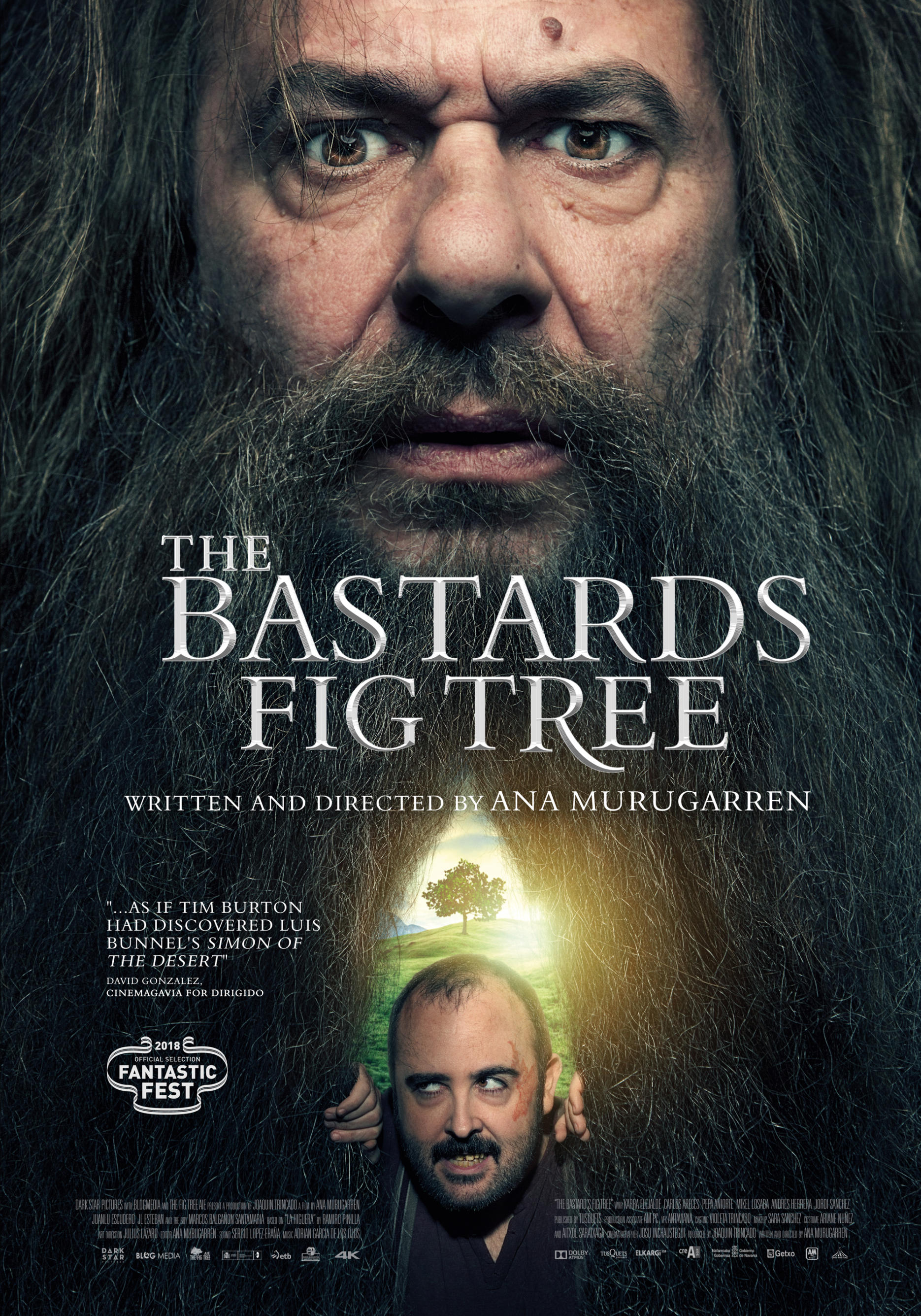 In the tradition of PAN'S LABYRINTH, Spanish fantasy THE BASTARDS